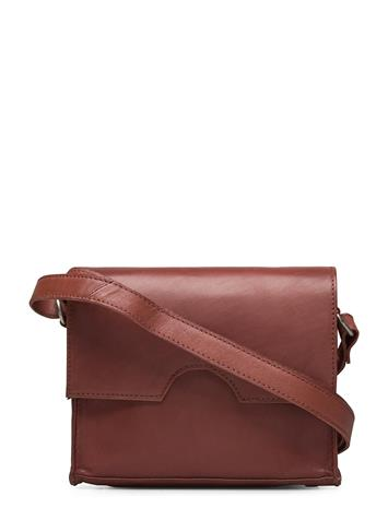 Still Nordic Nobi Vintage Crossbody Bags Small Shoulder Bags - Crossbody Bags Ruskea Still Nordic BROWN
