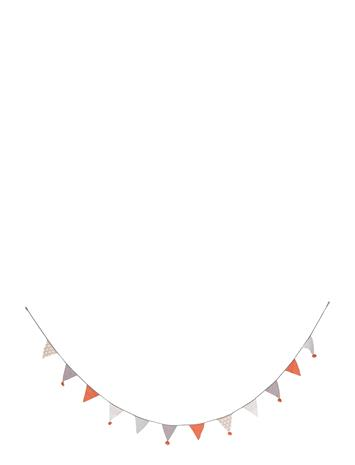 Bloomingville Banza Flag On String Home Kids Decor Hopea Bloomingville MULTI