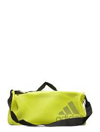 adidas Performance W St Duffel Ms Bags Weekend & Gym Bags Keltainen Adidas Performance ACIYEL/BLACK