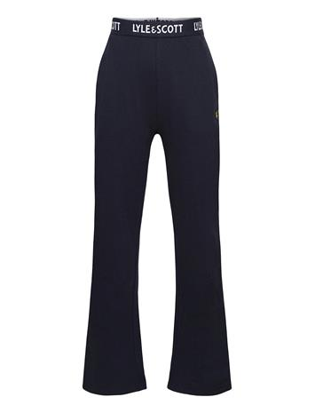 Lyle & Scott Junior Lounge Trousers Collegehousut Olohousut Sininen Lyle & Scott Junior NAVY BLAZER