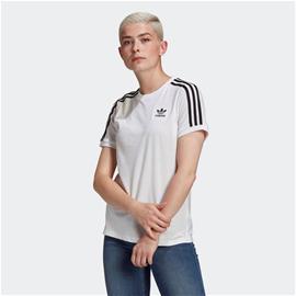 adidas Adicolor Classics 3-Stripes Tee, Naisten paidat, puserot, topit, neuleet ja jakut