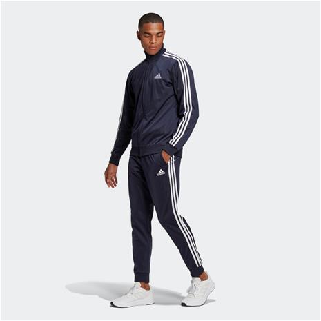adidas Primegreen Essentials 3-Stripes Track Suit