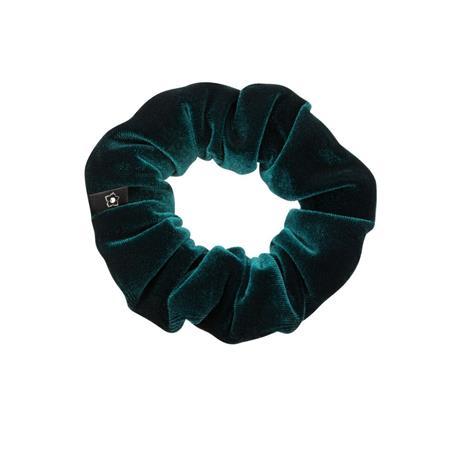 DONDELLA Hiuslenkki Green Scrunchie