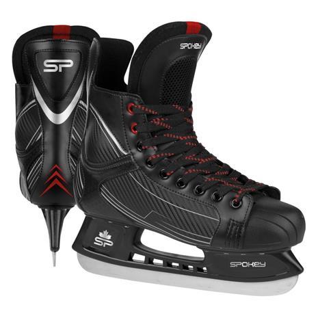 Spokey Forma jääkiekkoluistimet, musta, koko 46
