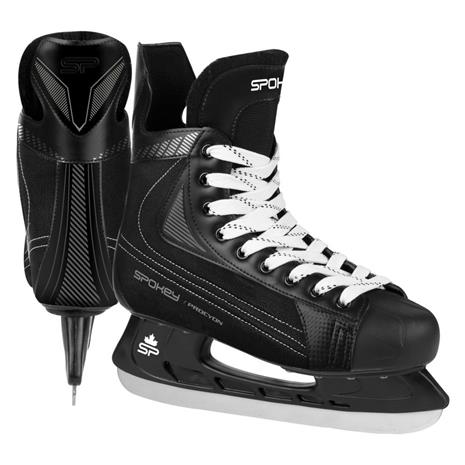 Spokey Procyjon jääkiekkoluistimet, musta, koko 42