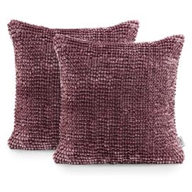 Bati-tyynynpäälinen, violetti, 45 x 45 cm, 2 kpl