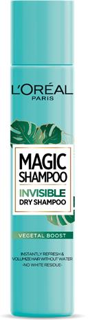 L'Oreal Paris Kuiva shampoo Magic Refresh Vegetal Boost 200ml