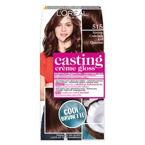 Casting Crä¨me Gloss Light Color -kevytväri 515