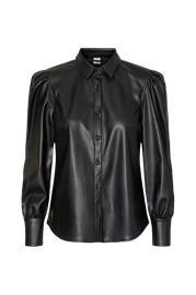 Vero Moda Paitapusero vmWgen LS PL Coated Puff Shirt