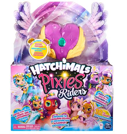 Hatchimals - Pixies Riders - Swanling