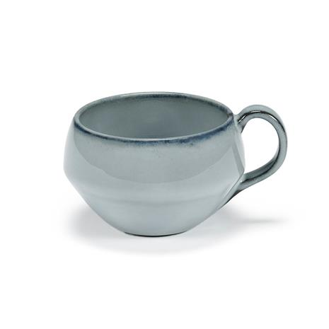 Serax Pure Blue Glazed -muki 27 cl Sininen