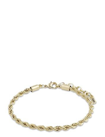 Pilgrim Bracelet : Pam : Gold Plated Accessories Jewellery Bracelets Chain Bracelets Kulta Pilgrim GOLD PLATED