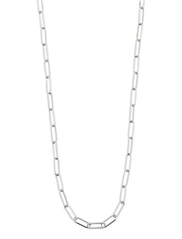 Pilgrim Necklace : Ronja : Silver Plated Accessories Jewellery Necklaces Dainty Necklaces Hopea Pilgrim SILVER PLATED