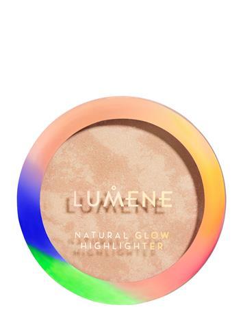LUMENE Natural Glow Highlighter Korostus Varjostus Contouring Meikki LUMENE 1 LUMINOUS GLOW