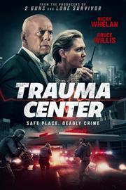 Trauma Center (2019, Blu-Ray), elokuva
