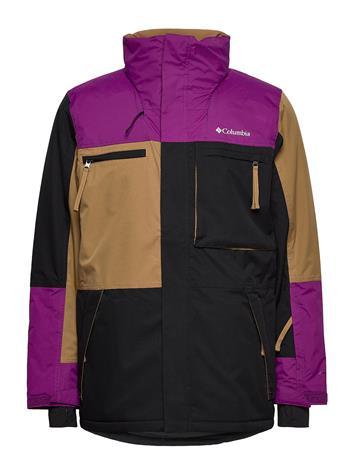 "Columbia Park Runâ""¢ Jacket Outerwear Sport Jackets Musta Columbia BLACK, DELTA, P"