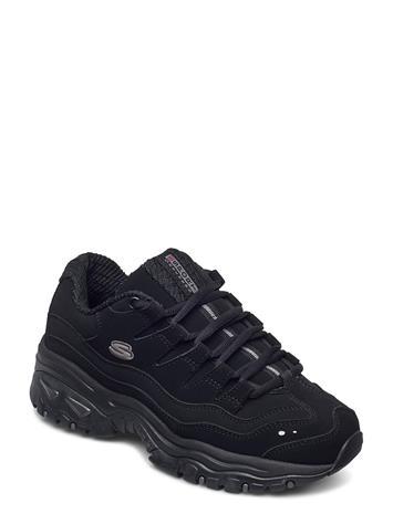 Skechers Womens Energy - High Steel Matalavartiset Sneakerit Tennarit Musta Skechers BBK BLACK