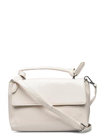 HVISK Gannet Glossy Bags Small Shoulder Bags - Crossbody Bags Valkoinen HVISK WHITE