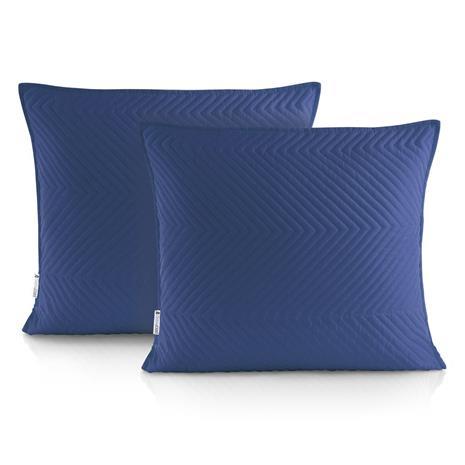 Messli-tyynynpäälinen, t.sininen, 45 x 45 cm, 2 kpl