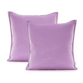 AmeliaHome Carmen -tyynynpäälinen, violetti, 45 x 45 cm, 2 kpl
