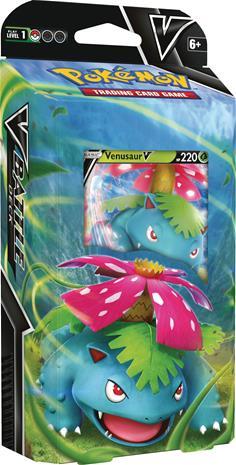 Pokemon V Battle Deck Venusaur