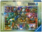 Ravensburger Myths & Legends 1000p palapeli