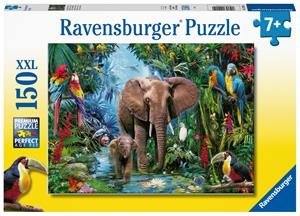 Ravensburger Safari Animals 150p XXL palapeli
