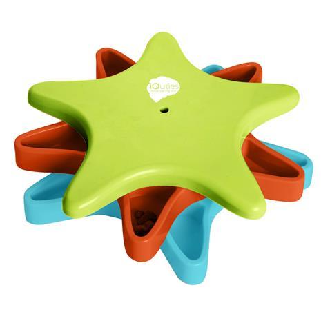 IQuties Twister koiran aktivointilelu
