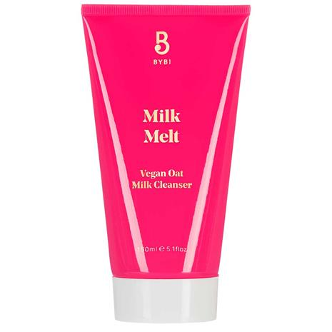 Bybi Beauty Milk Melt Vegan Oat 150 ml puhdistusvoide