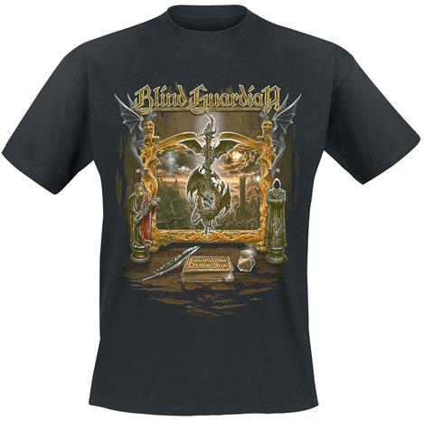 Blind Guardian - Imagination From The Other Side - T-paita - Miehet - Musta