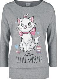 Aristokatit - Little Sweetie - Pitkähihainen paita - Naiset - Sävytetty harmaa