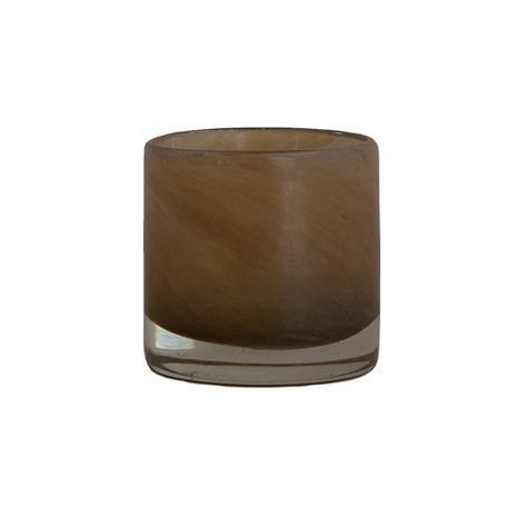 Olsson & Jensen Nilla kynttilälyhty 10 cm Beige