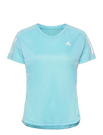 adidas Performance Own The Run Tee T-shirts & Tops Short-sleeved Sininen Adidas Performance HAZSKY