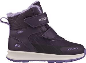 Viking Ella GTX Talvikengät, Aubergine/Purple, 27