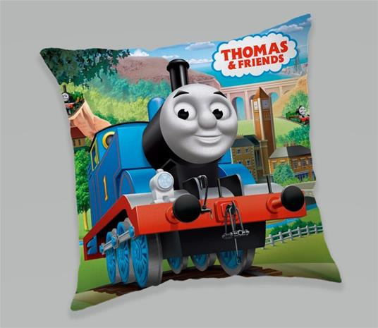 Thomas and Friends -koristetyyny 40 x 40 cm