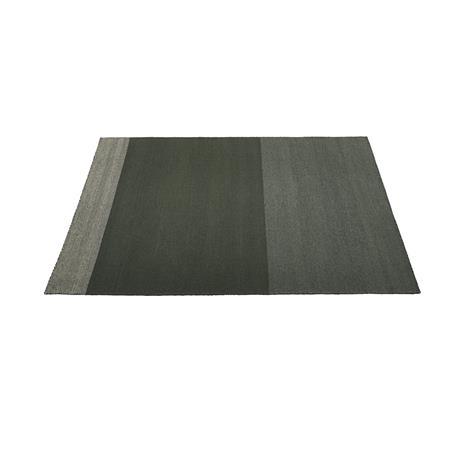 Muuto Muuto-Varjo Wool Rug 170x240 cm, Dark Green