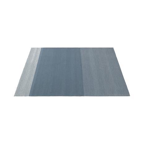 Muuto Muuto-Varjo Wool Rug 170x240 cm, Blue