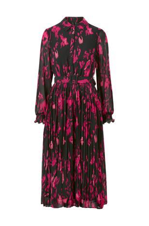 Vero Moda Mekko vmFrida L/S Belt Shirt Dress