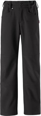 Reima Mighty Softshell Pants 2017 Musta 134