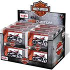 MAISTO DIE CAST moottoripyörä 1:18 Harley Davidson, 34360