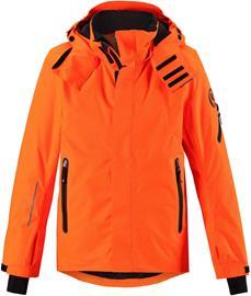 Reima Wheeler Winter Jacket Oranssi 146