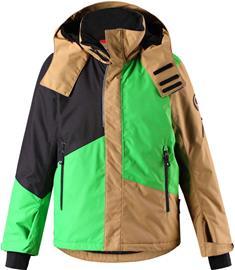 Reima Taganay Jacket Vaaleanvihreä 128
