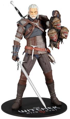 The Witcher - Geralt - Action-figuuri - Unisex - multicolor