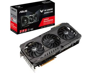ASUS Radeon RX 6900 XT TUF GAMING OC 16 GB, PCI-E, näytönohjain