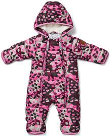 Nordbjørn Pilecub Vauvan Toppahaalari, Camo Pink 56