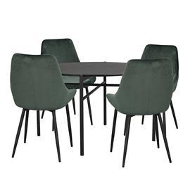 Skye, Pico Ruokapöytä, tuolit