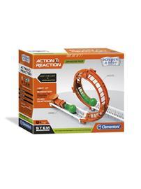 Clementoni Action & Reaction Loop the loop