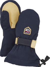 Hestra Helags Ecocuir Mittens Kids, navy