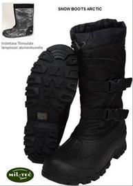 Mil-Tec Snow Boots Arctic, talvisaappaat