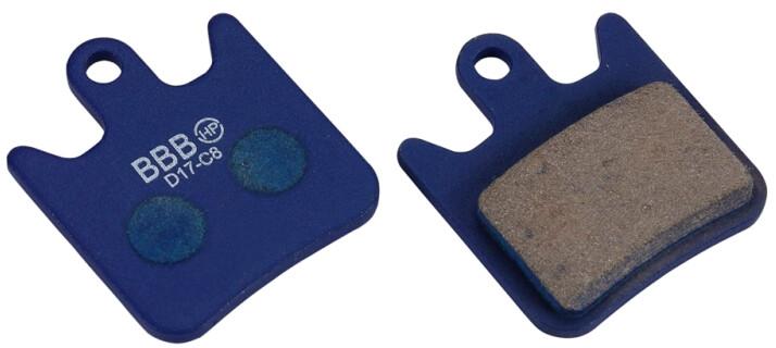 BBB DiscStop BBS-58 Disc Brake Pads Hope Tech V2, blue